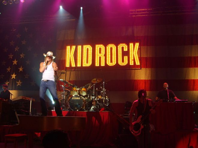 Kid Rock (Image Source: Wiki Commons)
