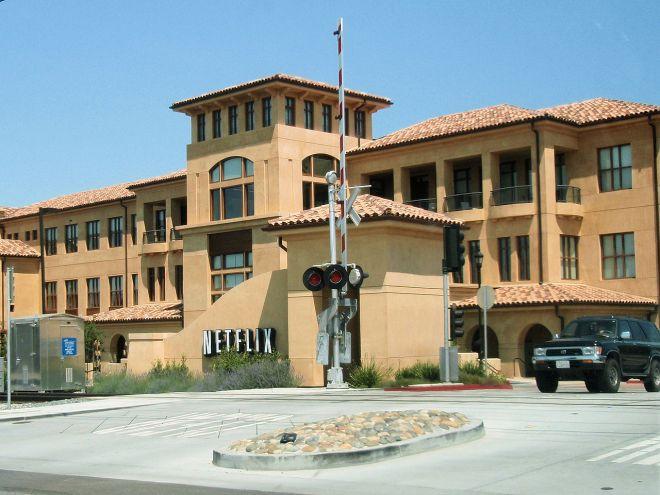 Netflix Headquarters (Source: Wiki Commons)