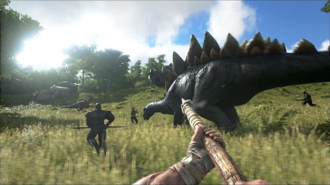 ARK Survival Game (Image Source: Flickr)