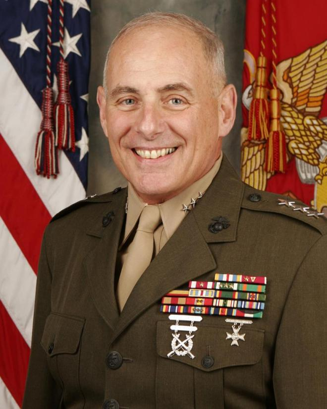 John F. Kelly (Image Source: Wiki Commons)