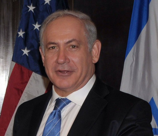 Benjamin Netanyahu (Image Source: Wiki Commons)