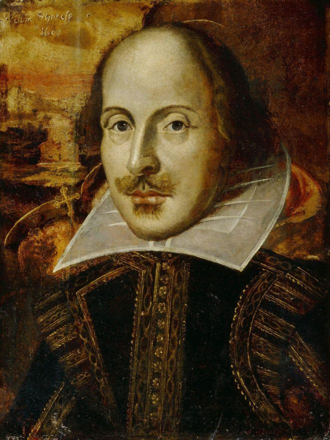 William Shakespeare (Image Source: Wiki Commons)